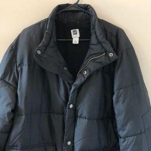 Men's Gap Thick Winter Coat XL